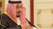 Saudi king approves hosting U.S. troops to enhance regional security: SPA