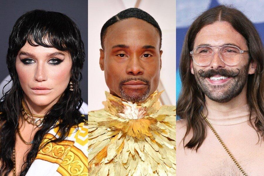 Billy Porter Kesha And So Many Stars Join Glaad S Live Stream Pride Event This Weekend