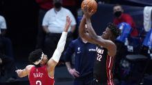 Butler takes over, Heat top Pelicans 103-93