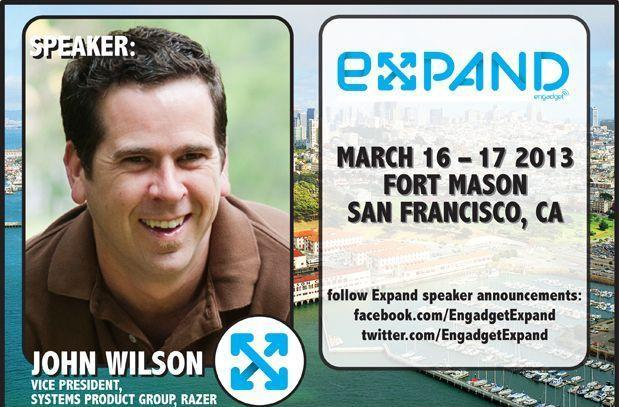 Live from Expand: Gaming's New Frontiers (video)