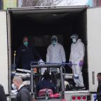 Deceased By COVID-19 In NY Transferred to Mobile Morgue