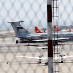 Russian military aircraft land in Venezuela