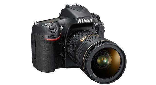 Nikon's new D810 SLR favors evolution over revolution