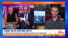 The bloke who launched a dating website for one