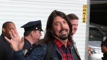 Foo Fighters Cancel European Tour After Dave Grohl's Leg Surgery