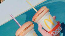 Hamburger straws are the latest bizarre food trend