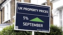 Boom for British house prices