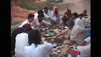 Iftar for refugees in Pakistan