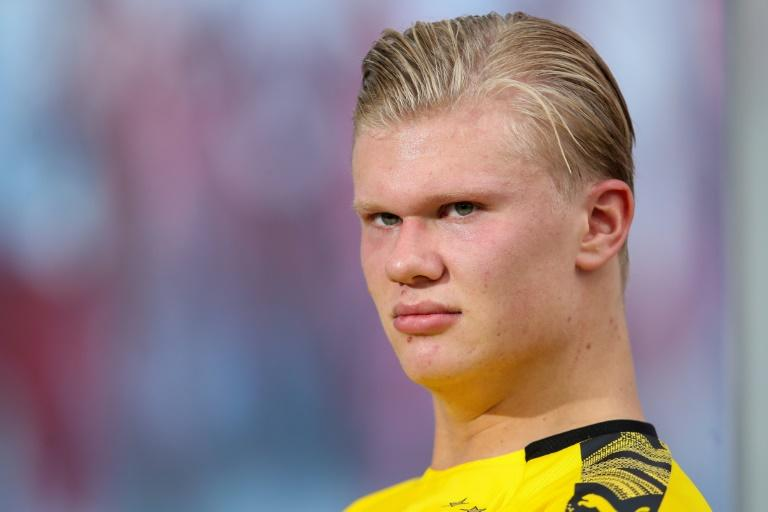 I Don T Want To Be Second All The Time Says Dortmund S Haaland