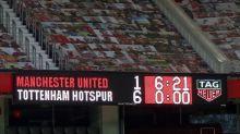 Liverpool y Man United humillados por Villa y Tottenham