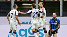 Inter - Fiorentina (4-3), l'Inter triomphe malgré Ribéry