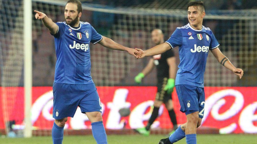 Capocannoniere di Coppa Italia: Dybala davanti, Pandev e Borriello sperano