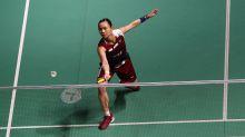 Inspired improvisation saves world No. 1 Tai Tzu-ying from semi-final defeat