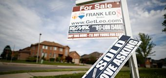 Fewer Canadians are falling behind on mortgage payments