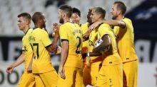 Tanguy Ndombele scores Tottenham winner at nine-man Lokomotiv Plovdiv