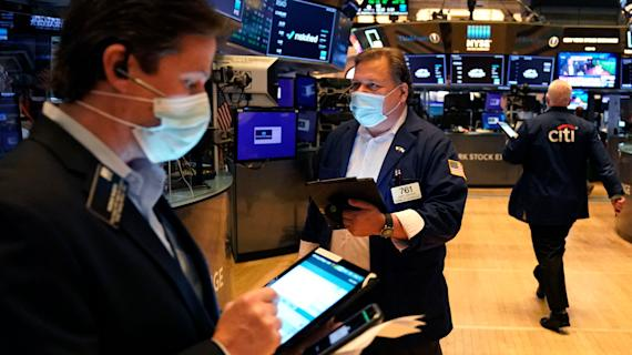 Stock futures drift higher ahead of jobless claims, earnings
