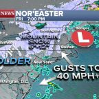 Missouri declares state of emergency as millions prepare for nor'easter