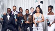 Black Panther reina en Premios SAG del Sindicato de Actores