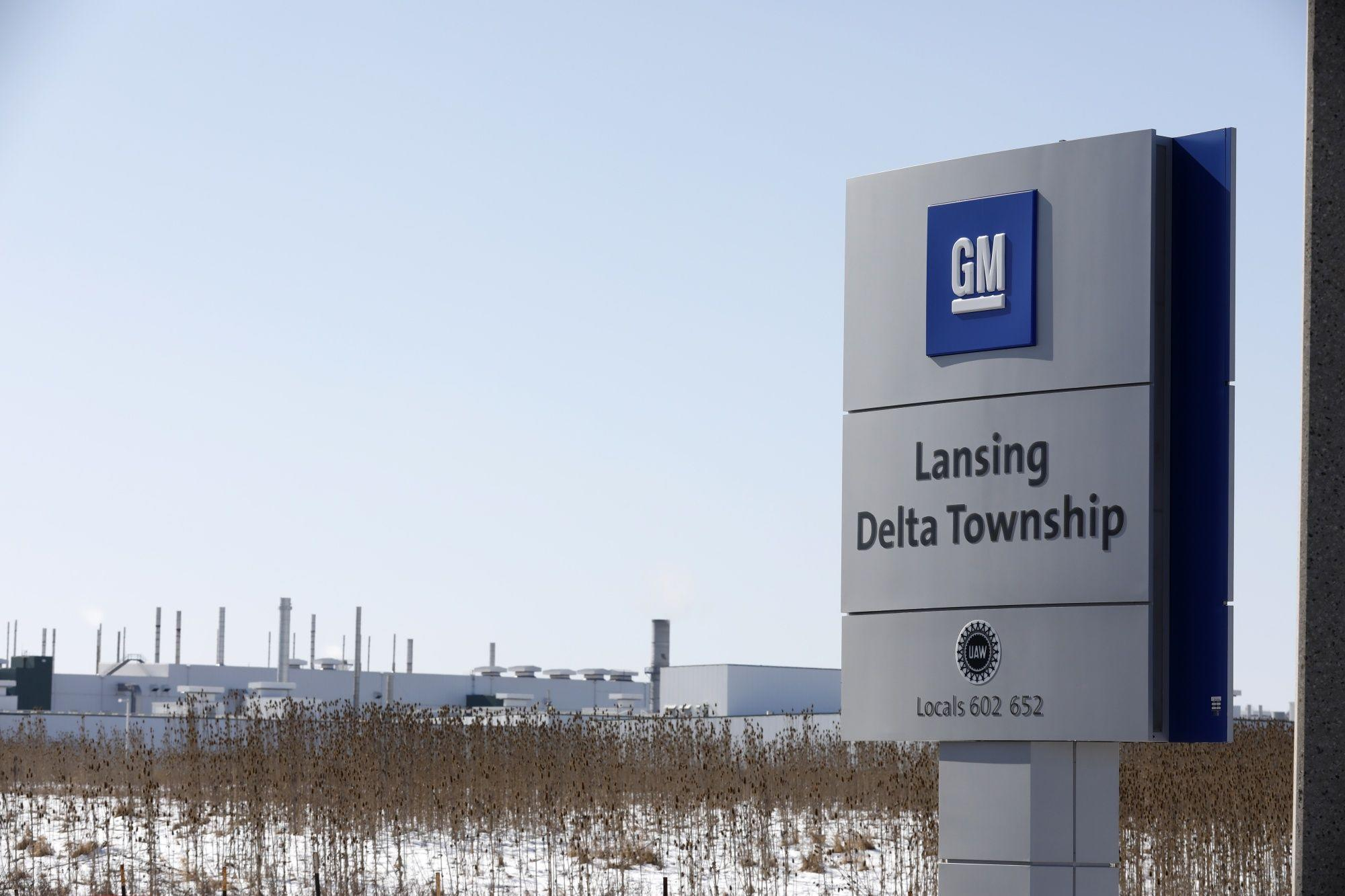 News post image: GM Delays Models and Cuts Executive Pay in Cash-Saving Moves