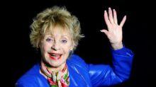 Le cercueil d'Annie Cordy exposé à Cannes pour un dernier adieu