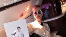 Katy Perry says she's 'spoken for' amid Orlando Bloom reconciliation rumors