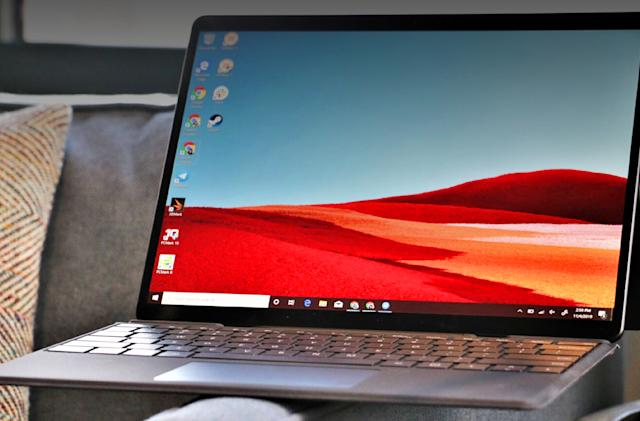 Surface Pro X review: Gorgeous hardware marred by buggy software