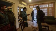Indian agency raids home of journalist, activists in Kashmir