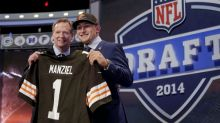 Johnny Manziel wasn't on Browns' draft board three months before QB's selection, and here's why that matters this week