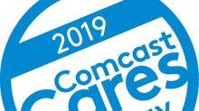 "Thousands of Comcast Cares Day Volunteers ""Make Change Happen"" Across Florida"