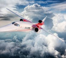 Aerion's supersonic business jet to meet U.S. noise standards