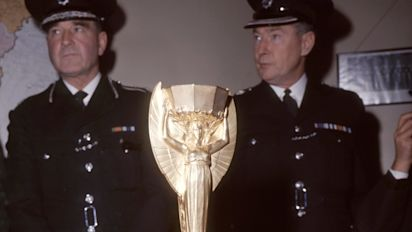 Who stole the World Cup in 1966? My uncle 'knicked it for the thrill', man claims 52 years later