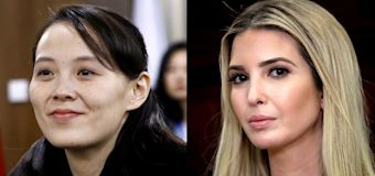 Kim Yo Jong and Ivanka: A fair comparison