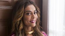 """Em """"A Dona do Pedaço"""", Maria da Paz vence reality show de culinária e fica rica"""