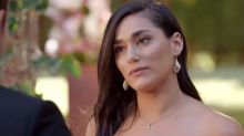 Fans accuse MAFS' Connie of faking her speech at final vow ceremony