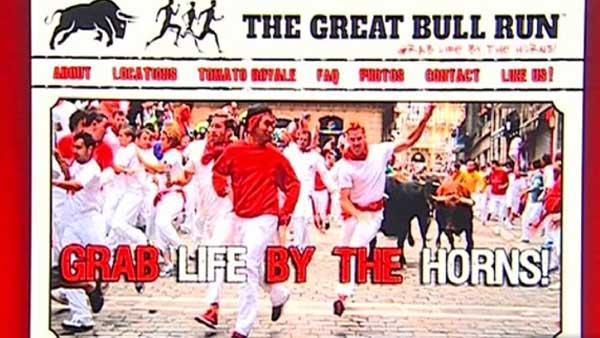 Running of the Bulls coming to Baytown