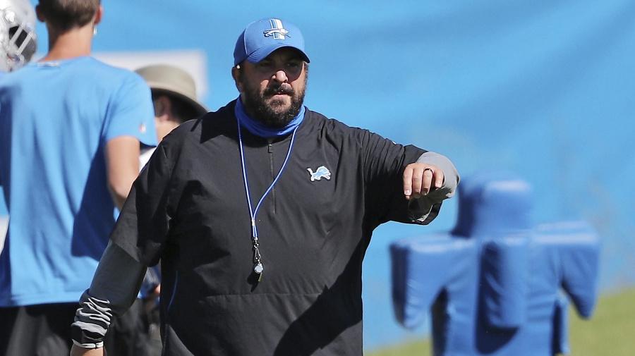 Lions fire head coach Matt Patricia, GM Bob Quinn after 4-7 start