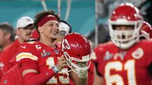 Chiefs sign Patrick Mahomes to 10-year, $503M extension