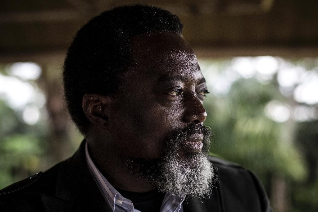 Days before the results were announced, rumours began swirling of a rapprochement after Tshisekedi spoke warmly of outgoing President Joseph Kabila (AFP Photo/John WESSELS)