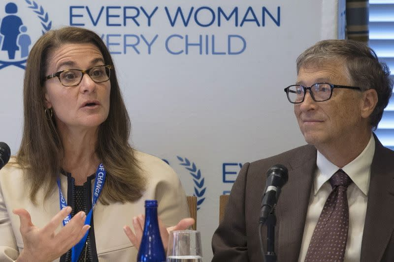 Bill Gates, Melinda French officially divorced -court document