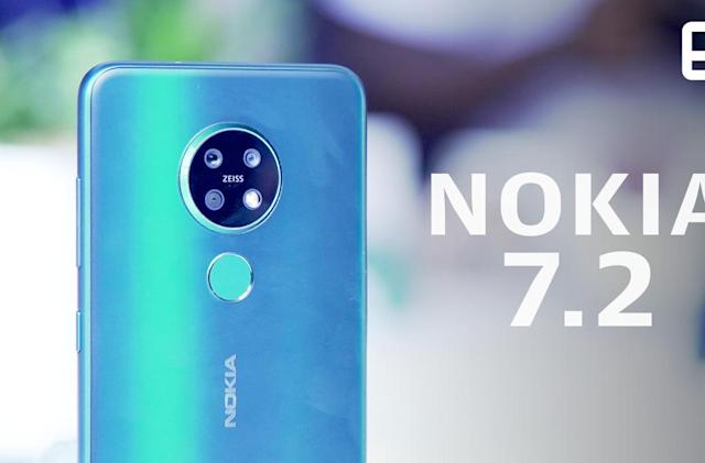 HMD's Nokia 7.2 could be the new mid-range smartphone to beat