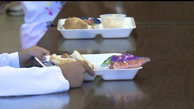 San Diego Unified School District Approves `Meatless Mondays`