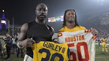 Todd Gurley, Justin Houston predicted to sign with same NFL team