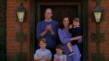 Kate Middleton prête à couper elle-même les cheveux de George, Charlotte et Louis !