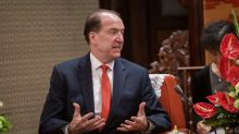 World Bank President David Malpass: U.S., China continue to grow as Europe slows