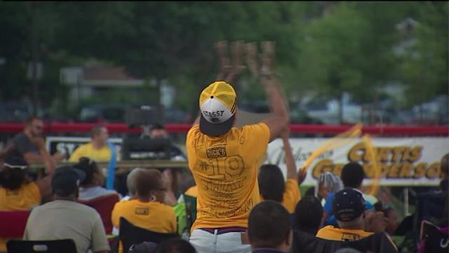Jackie Robinson West Advances in Little League World Series