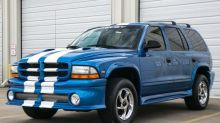 This supercharged, Shelby-tuned first-generation Dodge Durango could be yours