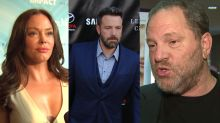 Harvey Weinstein Says Ben Affleck Denies Knowing About Rose McGowan's Alleged Sexual Assault