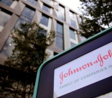 J&J takes $13.6 billion charge related to new U.S. tax law