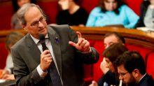 Torra pide explicaciones a Bosch por el caso de acoso sexual en la Consellería de Exteriores