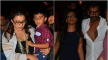 Ajay Devgn: What Nysa and Yug don't get from Kajol, they come and complain to me